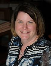 Photo of Kira Deck, operations manager for the Central States Business Center.