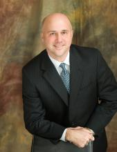 Photo of Lance Gardner, Managing Director of the Midwest Business Center.