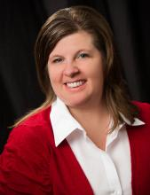 Photo of Laura Coats, Sr. Marketing Coordinator of the Northwest Business Center.