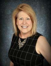 Photo of Lisa Rinehart, Associate Managing Director of the Central California Business Center.