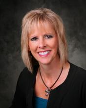 Photo of Lisa Soloman, Advisor Development Coordinator for the Great Lakes Business Center.