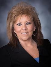 Photo of Lisa Wise, Operations Manager at the Great Plains Business Center.