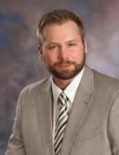 Photo of Matthew Martens, Development Director of the Wisconsin Business Center.