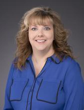 Photo of Maureen Goggins, Sr. Marketing Coordinator of the Arizona Business Center.