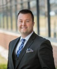 Photo of Nick Halvorson, Senior Managing Director of the Minnesota Business Center.