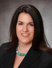 Photo of Nicole Hathaway, Marketing Associate of the Atlantic Coast Business Center.