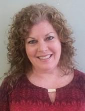 Photo of Pam Isbell, Operations Manager at the Mid South Business Center.