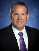 Photo of Scott Krueger, Managing Director of the Midwest Business Center.