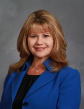 Photo of Shannon Barrett, Managing Director of the South Florida Business Center.