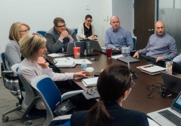 Photo of 8 Principal retirement leaders talking about what advisors can do to prepare for the changing financial industry.