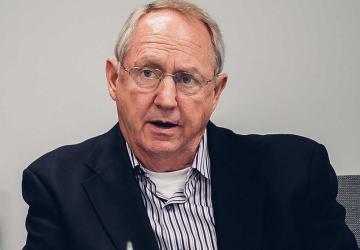 Photo of Bob Baur.