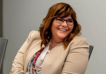 Photo of Heather Winston.